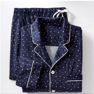 Other - Steve Harvey Starry Night Micro Fleece PJ Set